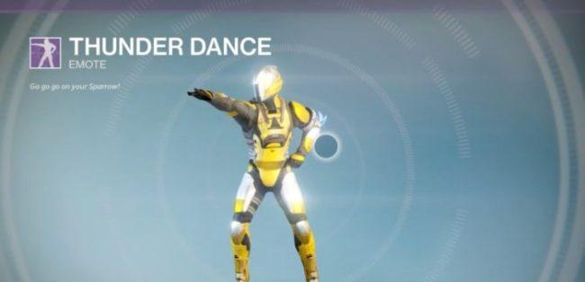 Thunder Dance