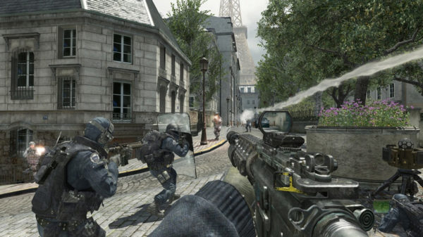 Call of Duty 3: Modern Warfare