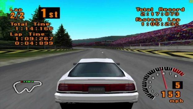 1.) Gran Turismo — 10.85 million