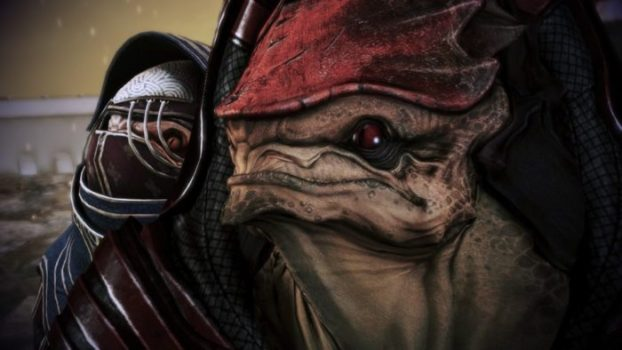 2186 CE - Genophage Allegedly Cured By Commander Shepard and Mordin Solus