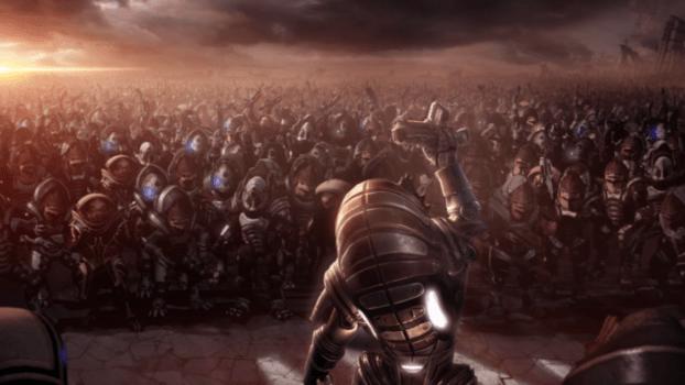 700 CE - Krogan Rebellions