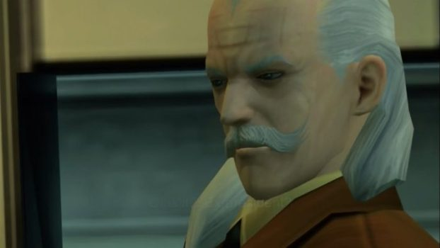 That Time Liquid's Arm Took Control of Ocelot and Created