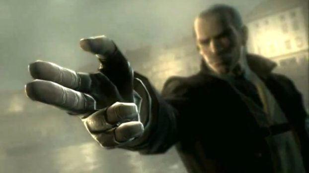 That Time Liquid Ocelot Turned Off Everybody's Guns