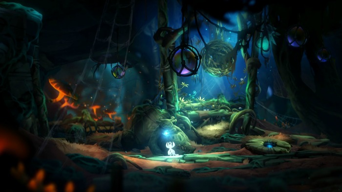 top, reviewed, games, 2016, metacritic, best, ori and the blind forest