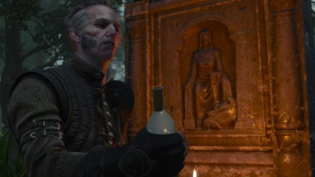 Regis - The Witcher 3: Blood and Wine