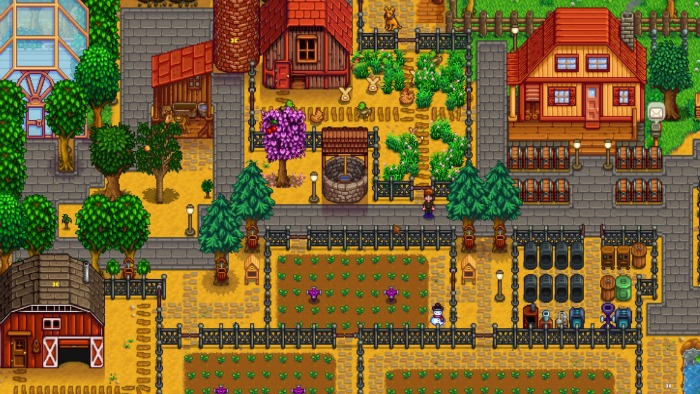 Stardew Valley Will Finally Come to PS Vita Next Week