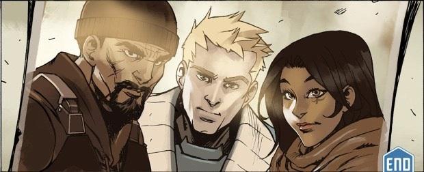 Ana Amari+Reaper+Soldier 76 (Overwatch)