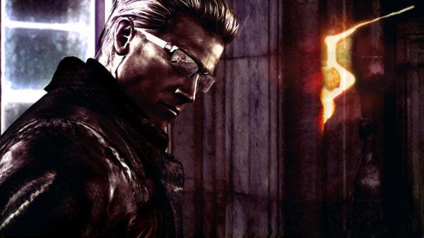 Resident Evil Wesker