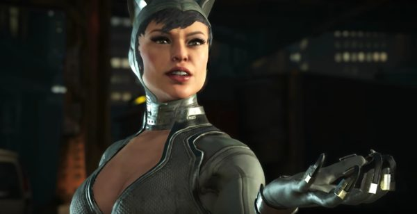 Catwoman Injustice 2