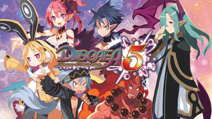 Disgaea 5 complete, switch, port