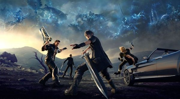 series, final fantasy xv