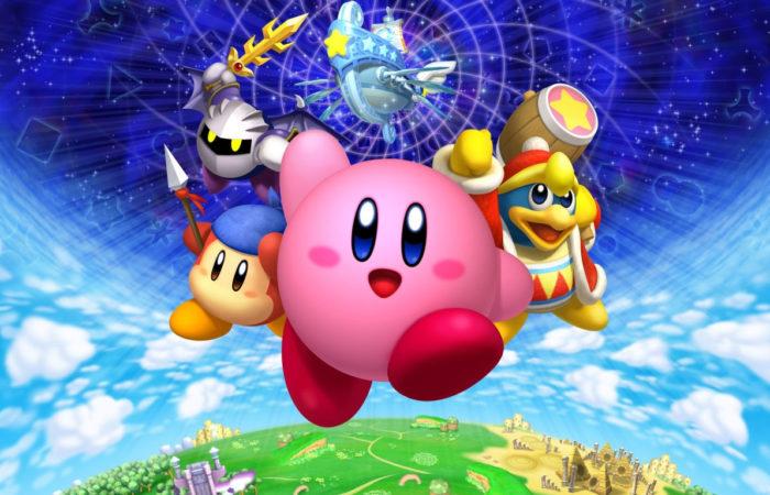 Kirby, Switch, event, Nintendo