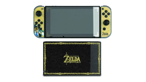 Zelda Collector's Edition (Front View)