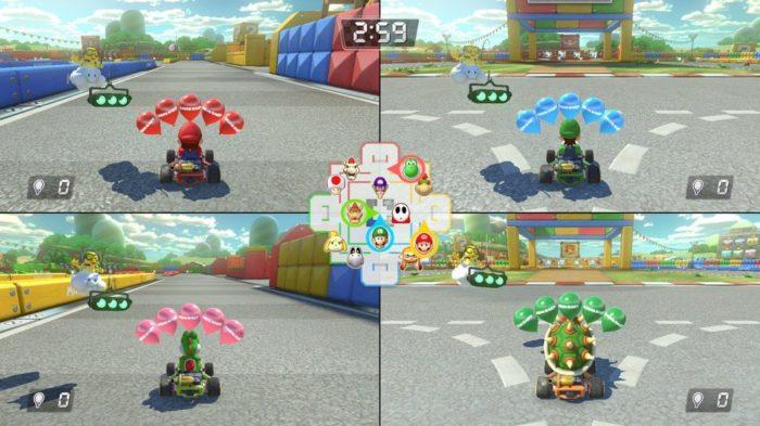 Mario Kart, Mario Kart 8, Mario Kart 8 Deluxe, Nintendo Switch, nintendo, switch, best, splitscreen, split screen, multiplayer
