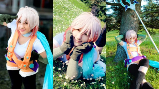 Pascal - Tales of Graces