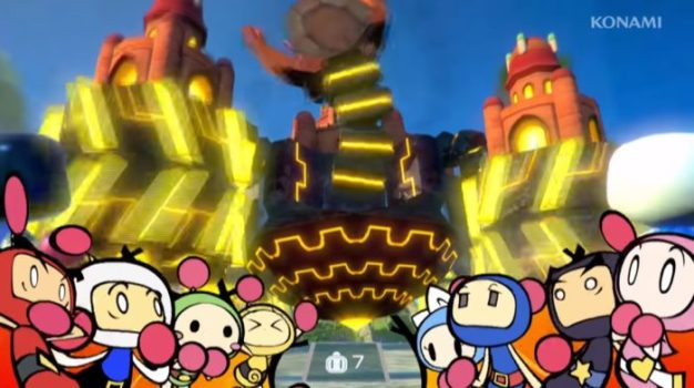 Super Bomberman R (March)