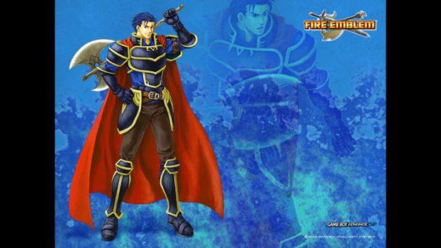 Hector - Fire Emblem (Blazing Sword)