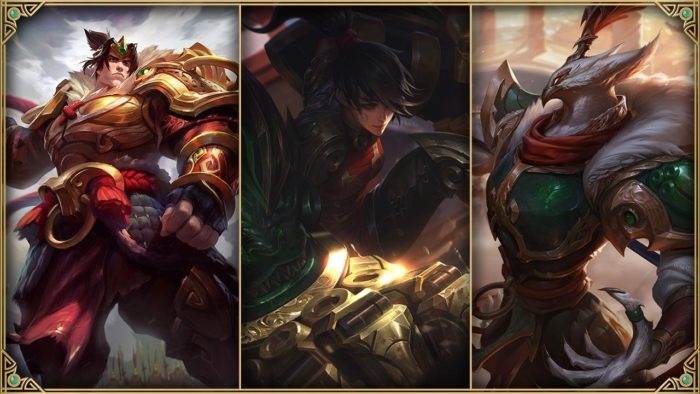 lunar new year league of legends games skins