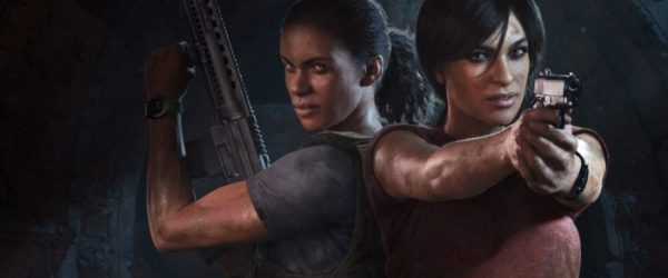 uncharted 4 the lost legacy, best ps4 exclusives