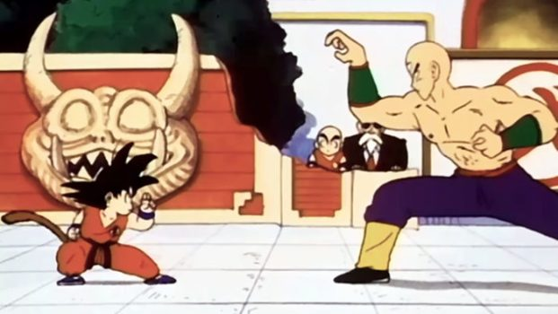 Goku Doesn't Seem To Be That Great At Martial Arts