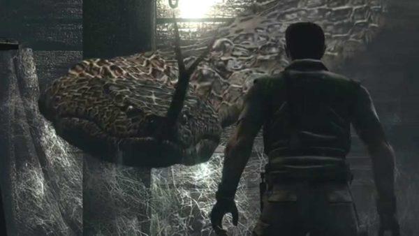 Yawn - Resident Evil