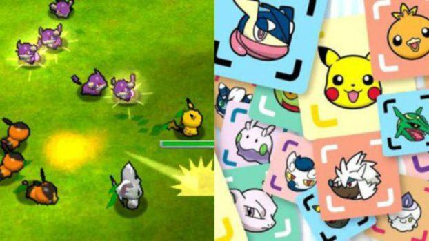 Pokemon Rumble Blast and Pokemon Shuffle - 56