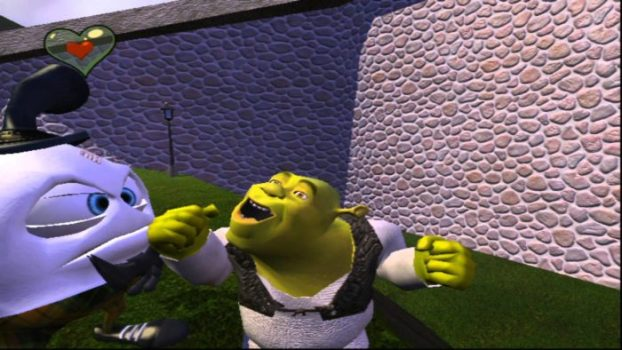 Shrek (2001) - DICE