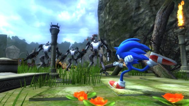 Sonic (Because, Of Course)