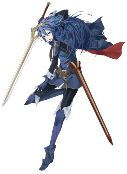 Lucina Top 10 Fire Emblem Characters
