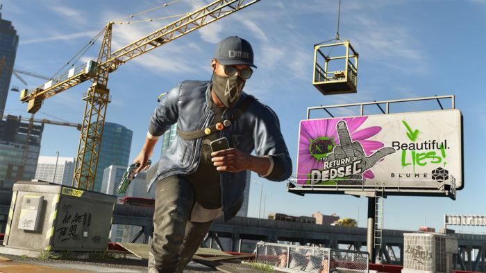 Top 25 Best Video Games 2016 Watch Dogs 2