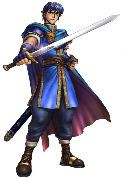 Marth Top 10 Fire Emblem Characters of All Time