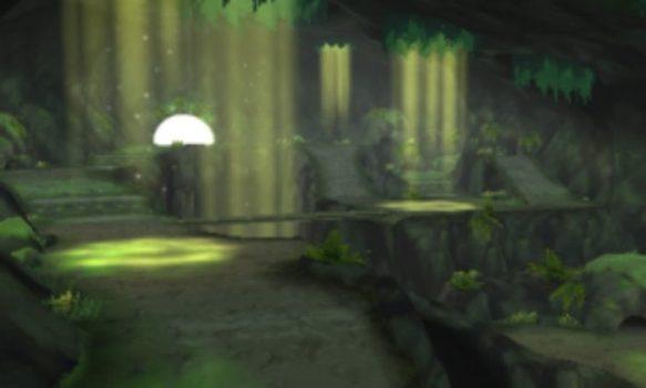 Verdant Cavern (Sun and Moon)