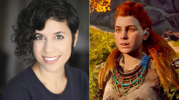 Ashly Burch - Aloy