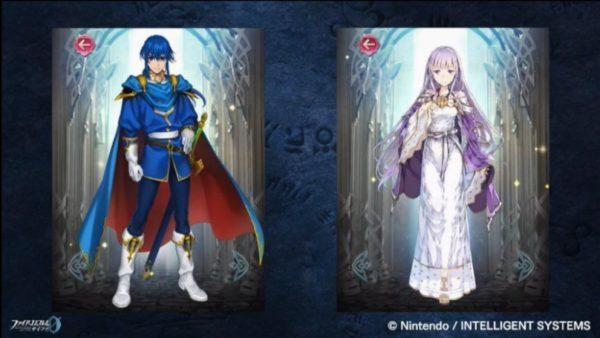 Fire Emblem Heroes Seliph Julia