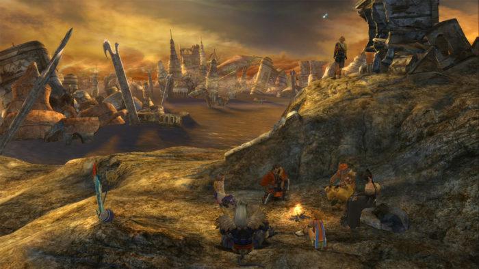 final fantasy x, zanarkand