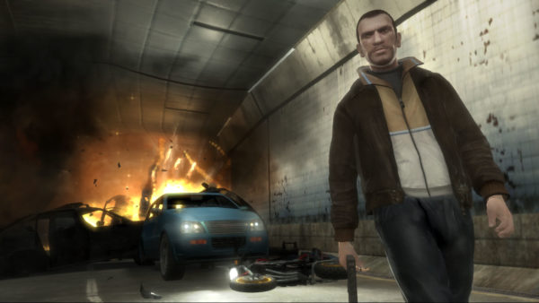 Grand Theft Auto IV, GTA IV, GTA 4
