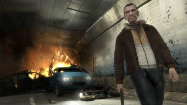 5. Grand Theft Auto IV
