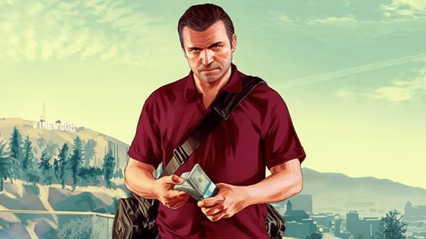 2. Grand Theft Auto V