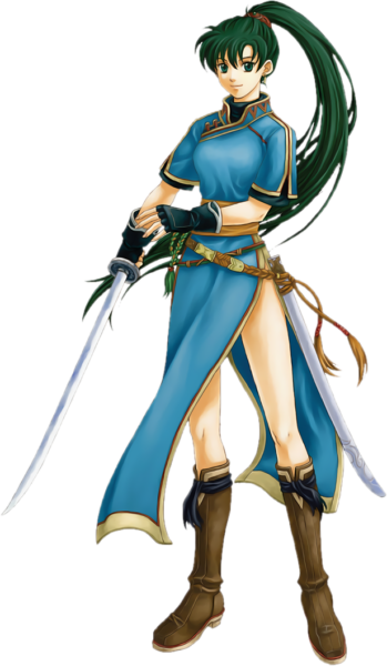 Lyn Ike Top 10 Fire Emblem Characters of All Time