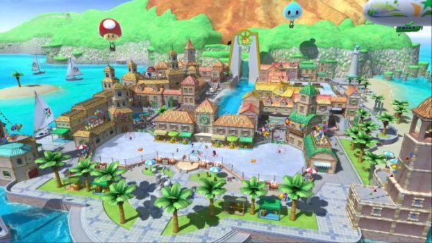 Isle Delfino - Super Mario Sunshine