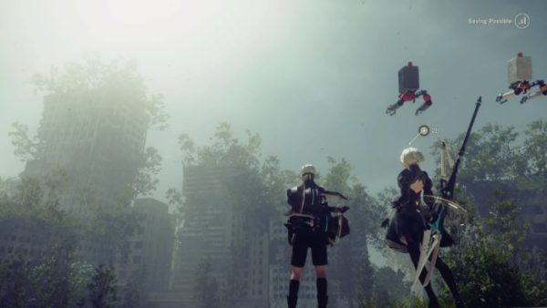 nier automata, story, all, endings, explained, summary, square enix,