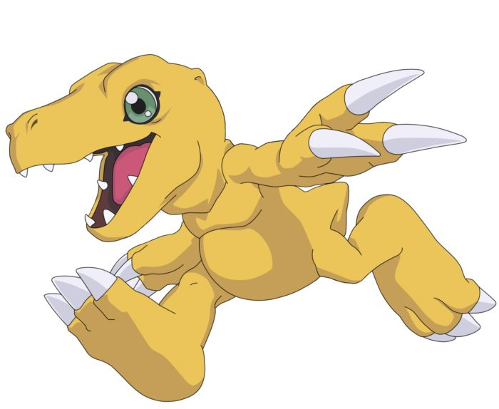 Agumon All Original Digimon Ranked