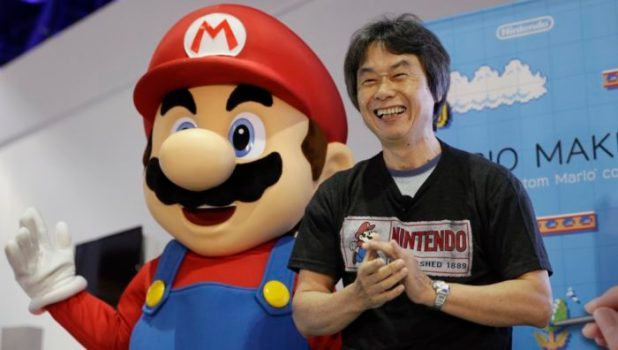 The Series Was Inspired by Shigeru Miyamoto's Wilderness Adventures as a Child