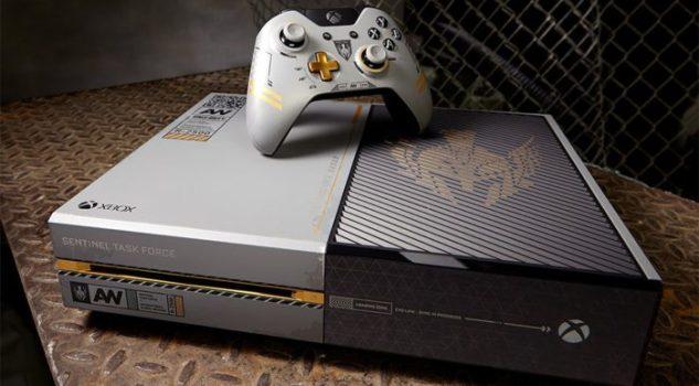 Limited Edition Call of Duty: Advanced Warfare Console