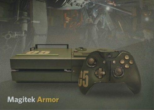 Final Fantasy XV Magitek Armor Special Edition Console