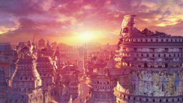 Zanarkand Ruins (Final Fantasy X)