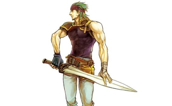 Gerik (The Sacred Stones)