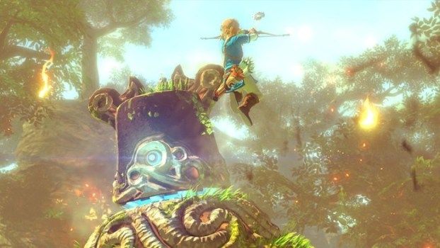 LINK CAN JUMP