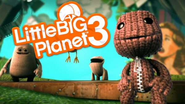 littlebigplanet 3, february, PS plus
