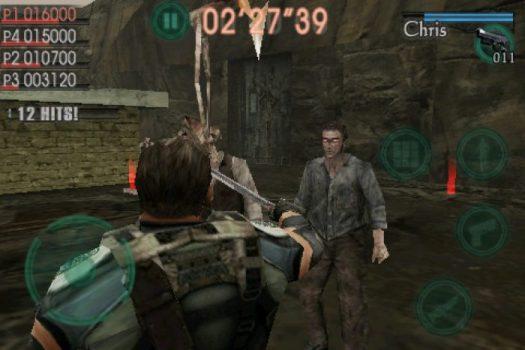 Resident Evil: Mercenaries Vs.